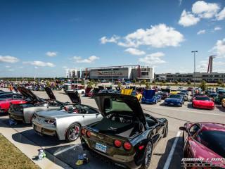 Corvette Invasion