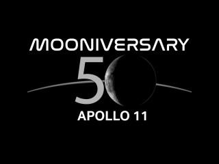 Mooniversary: 50 Years Since Apollo 11