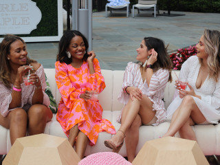 The Stoneleigh presents Rosé Garden Party