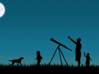 Stargazing with Houston Astronomical Society
