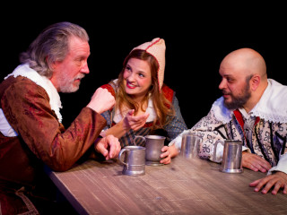 Austin Playhouse presents The Book of Will