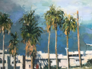 """""""Summer Visions: Landscape in the Mind's Eye"""" opening reception"""