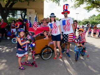 City of Bellaire Fourth of July Parade and Festival
