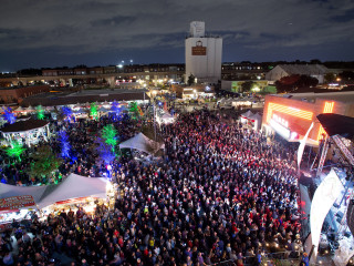 Festival at the Switchyard