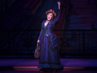 Betty Buckley in Hello, Dolly!