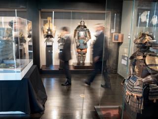 The Ann & Gabriel Barbier-Mueller Museum: The Samurai Collection