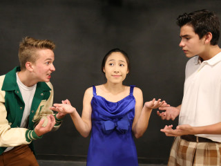 Rover Dramawerks presents Francine's Will