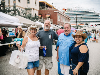Galveston Island Shrimp Festival