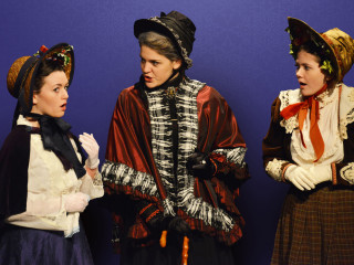 Dallas Children's Theater presents Little Women: The Musical