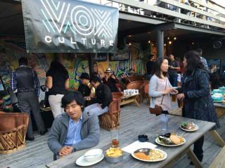 5th Annual Vox Local Arts Mixer
