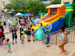 Back to School Splash Bash