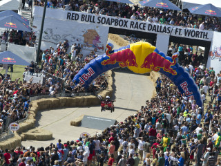 Red Bull Soapbox Race DFW