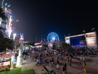 State Fair of Texas concert