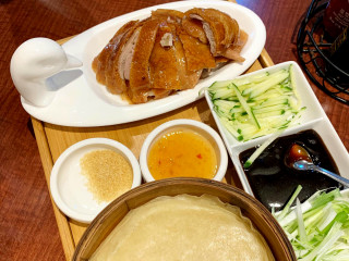 Bamboo House peking duck platter
