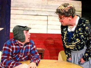 Pocket Sandwich Theatre presents Greater Tuna