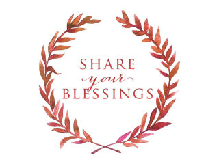 Share Your Blessings Luncheon