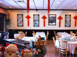 Mala Sichuan Bistro Houston restaurant interior