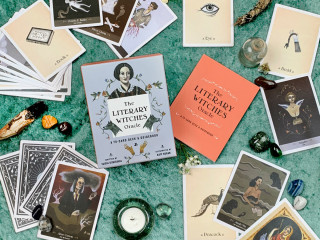 The Literary Witches Oracle Launch Party