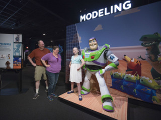 Perot Museum of Nature and Science presents The Science Behind Pixar