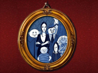 <i>The Addams Family: School Edition</i>
