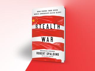 Brigadier General Robert Spalding: Stealth War
