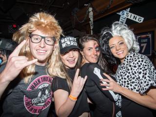 Dallas Halloween Bar Crawl