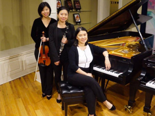 Mu Phi Epsilon Concert: Jovian Chamber Project
