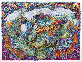 Haley-Heman Contemporary Art presents Gisa Elwazir: Like Jacquard Tapestries