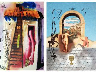 """Salvador Dalí"" opening reception"