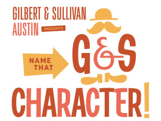 Name That G&S Character