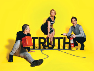 Stage West presents The Lifespan of a Fact