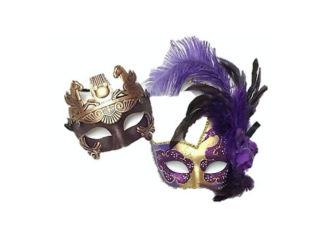 A Mardi Gras Masquerade