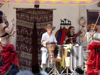 Terrence Karn at The Texas Renaissance Festival