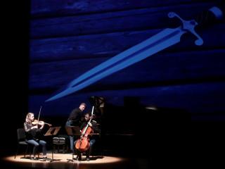 AURA Contemporary Ensemble: <i>Peculiar</i>