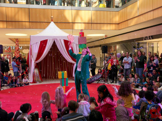 Slappy's Holiday Circus
