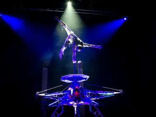 WaterTower Theatre presents Cirque Holidays