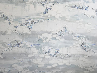 Cris Worley Fine Arts presents Charlotte Smith: Shades of Pale