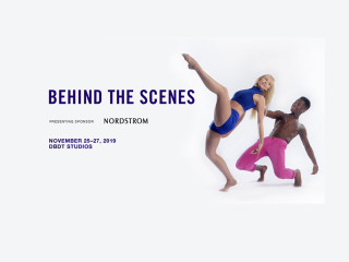 Dallas Black Dance Theatre presents Behind the Scenes