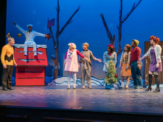 The Magik Theatre presents A Charlie Brown Christmas