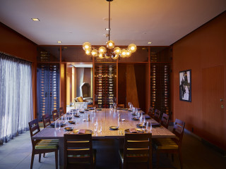 Knife Private Dining Room
