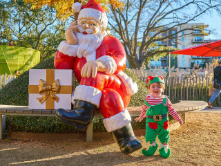 Levy Park Holiday Festival