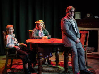The Alchemy Theatre presents A Christmas Memory