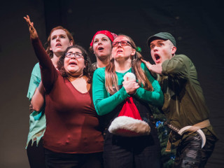 Feast of Fun Holiday Variety Show