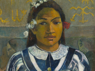 <i>Gauguin from the National Gallery, London</i>