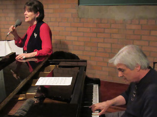 Peggy Lauren Lohr and Bill Lohr