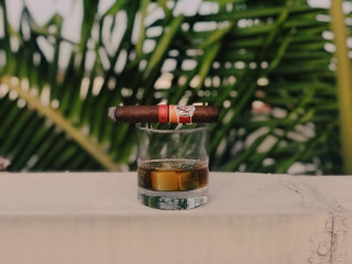 Cool River presents Bourbon & Cigar Night