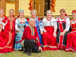 Folk Choir Sudarushki