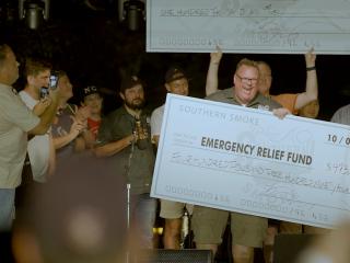 Chris Shepherd Southern Smoke Emergency Relief Fund