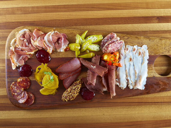 Front Room Dallas charcuterie