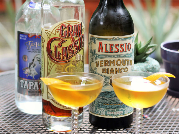 Alessio vermouth Rosita Cocktail drink